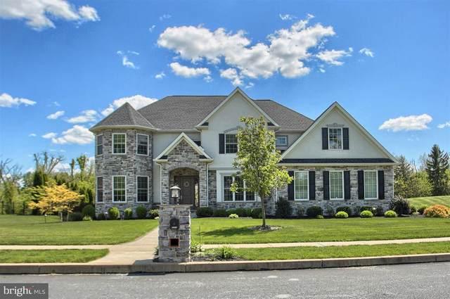 6503 Plowman Ridge, HARRISBURG, PA 17112 (#PADA133094) :: Iron Valley Real Estate