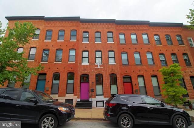 314 E Lanvale Street, BALTIMORE, MD 21202 (#MDBA550326) :: Dart Homes