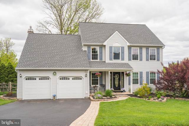 5007 Tomahawk Drive, COLLEGEVILLE, PA 19426 (#PAMC692514) :: ExecuHome Realty