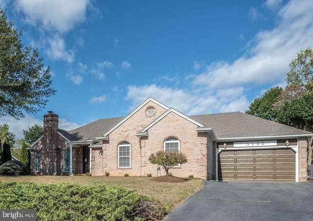 9 Ridge Pointe Lane, FREDERICKSBURG, VA 22405 (#VAST232216) :: ExecuHome Realty