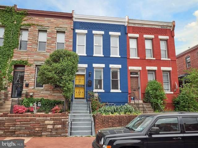1821 4TH Street NW, WASHINGTON, DC 20001 (#DCDC520952) :: Dart Homes