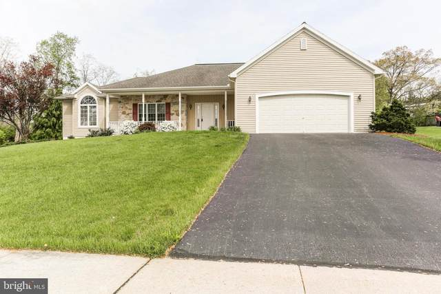 10 Fieldcrest Drive, PALMYRA, PA 17078 (#PALN119202) :: The Heather Neidlinger Team With Berkshire Hathaway HomeServices Homesale Realty