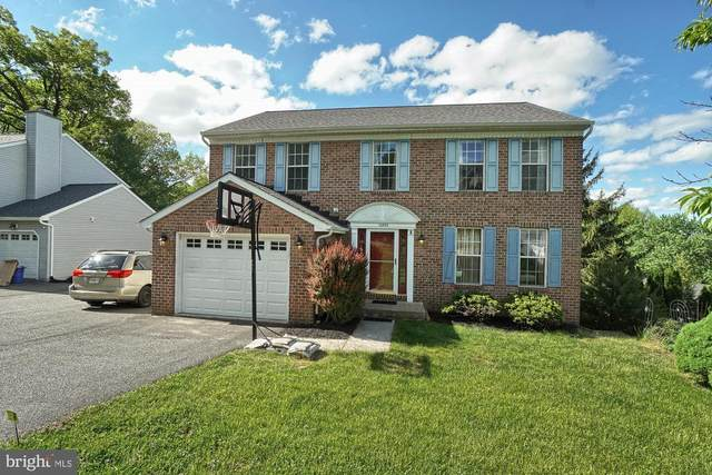 10593 Topsfield Drive, COCKEYSVILLE, MD 21030 (#MDBC528548) :: The Dailey Group