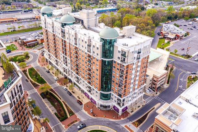 1915 Towne Centre Boulevard #1008, ANNAPOLIS, MD 21401 (#MDAA467804) :: The Vashist Group