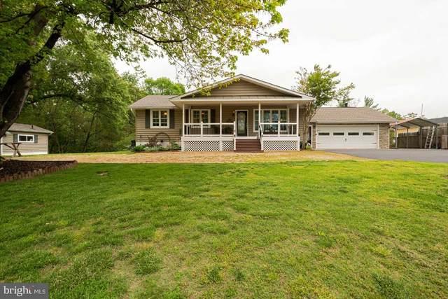 12209 Lucasville Road, MANASSAS, VA 20112 (#VAPW522176) :: The Putnam Group