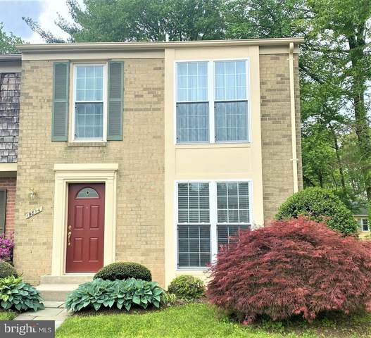 19814 Billings Court, MONTGOMERY VILLAGE, MD 20886 (#MDMC757596) :: The Mike Coleman Team