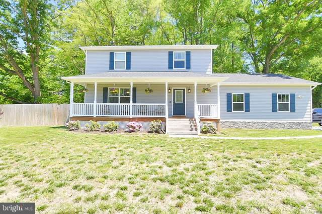 223 Brooks Drive, COLONIAL BEACH, VA 22443 (#VAWE118382) :: ExecuHome Realty