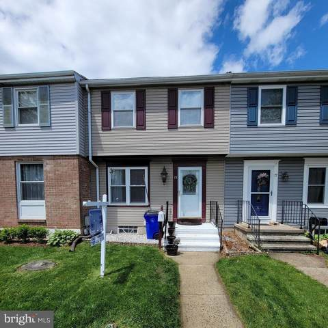 15 S Pendleton Court, FREDERICK, MD 21703 (#MDFR282292) :: The Putnam Group