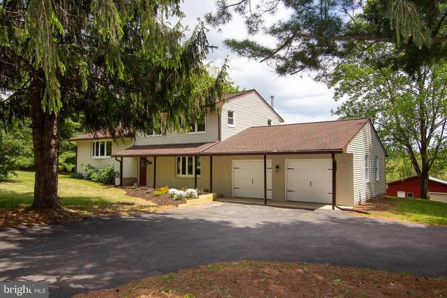 1255 Stone Road, WESTMINSTER, MD 21158 (#MDCR204436) :: Corner House Realty