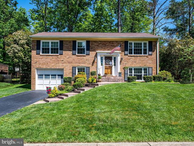 11795 Cotton Mill Drive, WOODBRIDGE, VA 22192 (#VAPW522184) :: Dart Homes