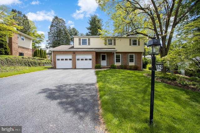 329 Blacksmith Road, CAMP HILL, PA 17011 (#PACB134716) :: The Heather Neidlinger Team With Berkshire Hathaway HomeServices Homesale Realty