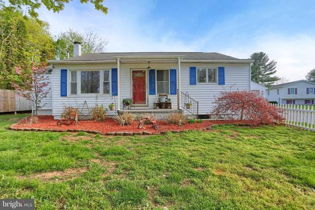 306 Mill Street, MOUNT HOLLY SPRINGS, PA 17065 (#PACB134718) :: TeamPete Realty Services, Inc