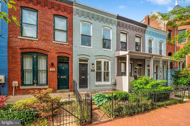 1115 C Street NE, WASHINGTON, DC 20002 (#DCDC520978) :: Corner House Realty