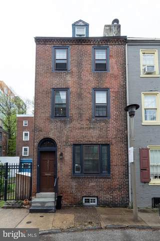 203 S Sartain Street, PHILADELPHIA, PA 19107 (#PAPH1015786) :: Keller Williams Realty - Matt Fetick Team