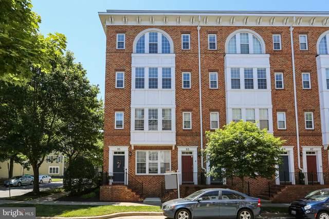 93 Chevy Chase Street, GAITHERSBURG, MD 20878 (#MDMC757650) :: Revol Real Estate