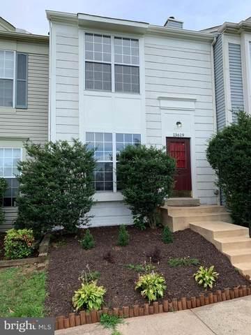 13619 Kristin Place, HERNDON, VA 20171 (#VAFX1200072) :: Debbie Dogrul Associates - Long and Foster Real Estate