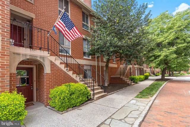 540 S Charles Street R78, BALTIMORE, MD 21201 (#MDBA550360) :: ExecuHome Realty
