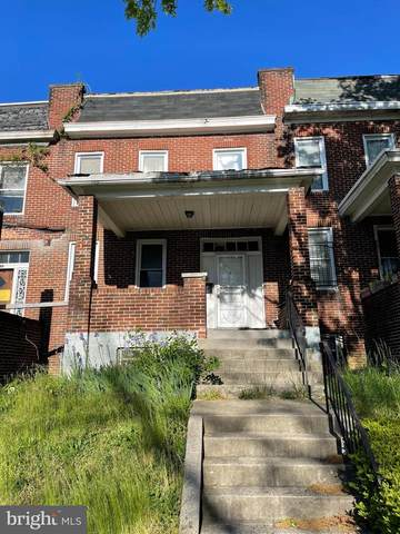 112 N Hilton Street, BALTIMORE, MD 21229 (#MDBA550362) :: Crossman & Co. Real Estate
