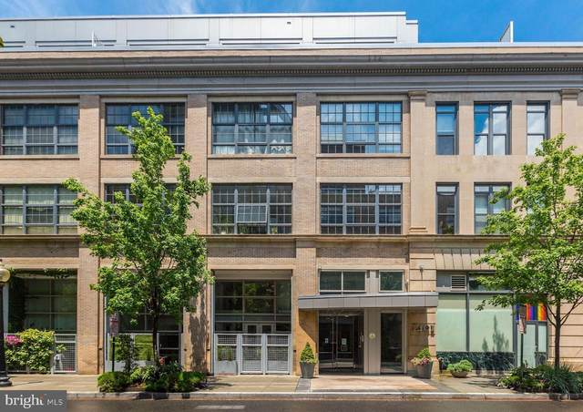 1401 Church Street NW #308, WASHINGTON, DC 20005 (#DCDC520996) :: Dart Homes