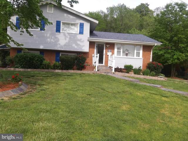 2100 Marbury Drive, DISTRICT HEIGHTS, MD 20747 (#MDPG606060) :: The Riffle Group of Keller Williams Select Realtors