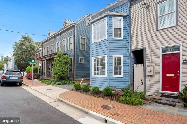 309 N Fayette Street, ALEXANDRIA, VA 22314 (#VAAX259582) :: Dart Homes