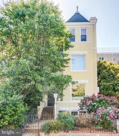 3409 Brown Street NW #1, WASHINGTON, DC 20010 (#DCDC521006) :: Colgan Real Estate