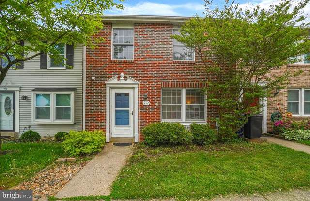 912 Merridale Boulevard, MOUNT AIRY, MD 21771 (#MDCR204446) :: Teal Clise Group