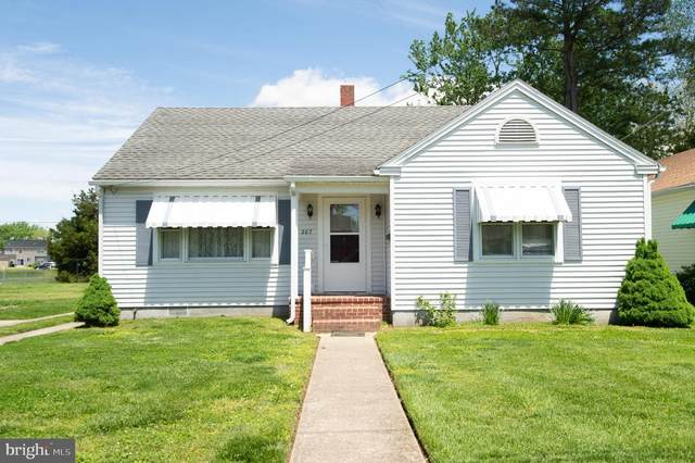 207 Appleby Avenue, CAMBRIDGE, MD 21613 (#MDDO127378) :: McClain-Williamson Realty, LLC.