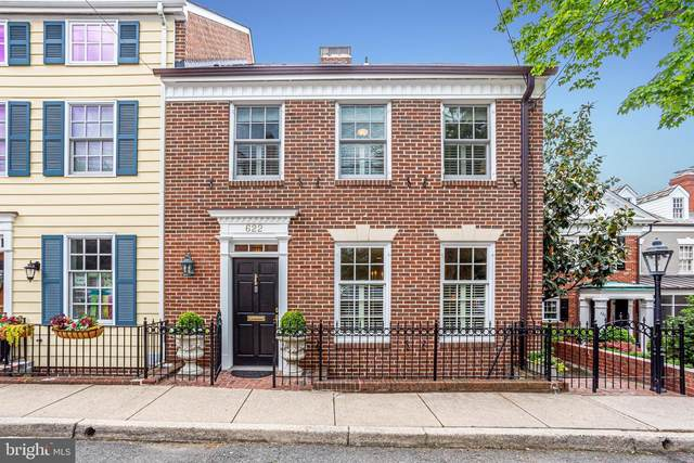 622 S Lee Street, ALEXANDRIA, VA 22314 (#VAAX259586) :: Grace Perez Homes