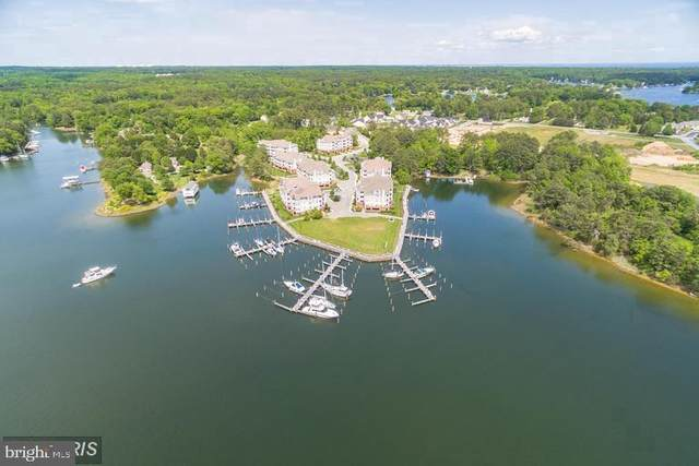 922 Oyster Bay Place #303, SOLOMONS, MD 20688 (#MDCA182834) :: Dart Homes