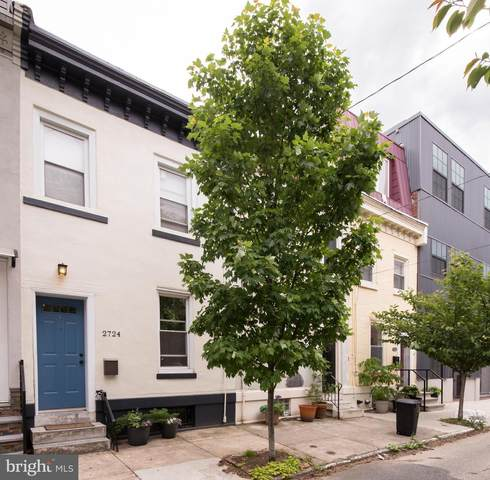 2724 Cambridge Street, PHILADELPHIA, PA 19130 (#PAPH1015864) :: Ram Bala Associates | Keller Williams Realty