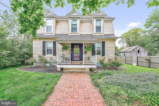 17 N 26TH Street, CAMP HILL, PA 17011 (#PACB134726) :: TeamPete Realty Services, Inc