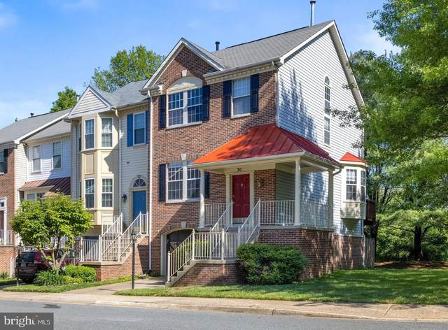 30 Beacon Hill Court, GAITHERSBURG, MD 20878 (#MDMC757680) :: Bruce & Tanya and Associates