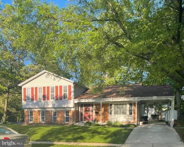 7007 Nightingale Terrace, LANHAM, MD 20706 (#MDPG606076) :: John Lesniewski | RE/MAX United Real Estate