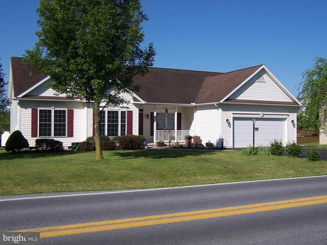 1225 Brown, MARTINSBURG, WV 25404 (#WVBE185924) :: Dart Homes