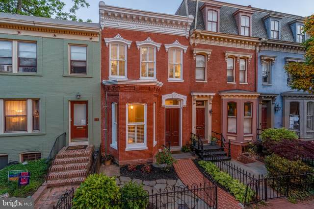 511 Independence Avenue SE, WASHINGTON, DC 20003 (#DCDC521020) :: Ram Bala Associates | Keller Williams Realty