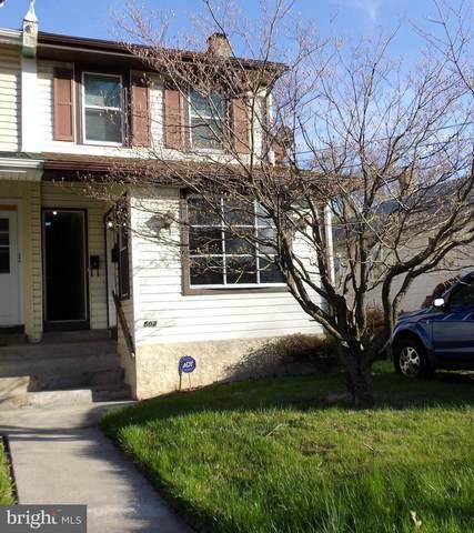 502 11TH Avenue, PROSPECT PARK, PA 19076 (#PADE545798) :: Boyle & Kahoe Real Estate