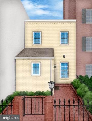 2716 P Street NW, WASHINGTON, DC 20007 (#DCDC521024) :: Grace Perez Homes