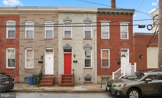 1232 Wall Street, BALTIMORE, MD 21230 (#MDBA550402) :: New Home Team of Maryland