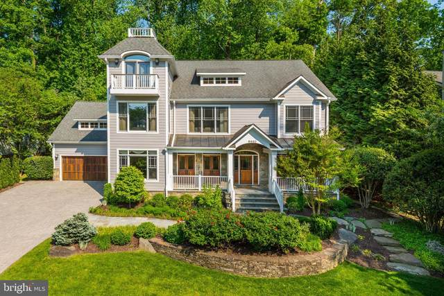 6440 Wiscasset Road, BETHESDA, MD 20816 (#MDMC757698) :: BayShore Group of Northrop Realty