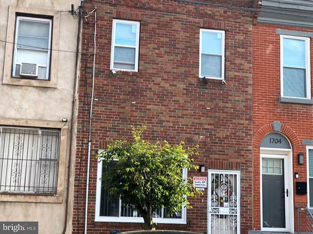 1702 Tasker Street, PHILADELPHIA, PA 19145 (#PAPH1015922) :: John Lesniewski | RE/MAX United Real Estate