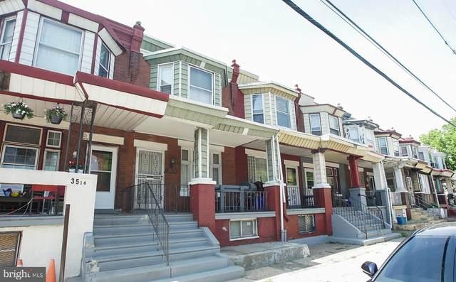 3518 N 22ND Street, PHILADELPHIA, PA 19140 (#PAPH1015936) :: Century 21 Dale Realty Co