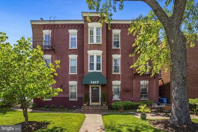 1417 Massachusetts Avenue SE #5, WASHINGTON, DC 20003 (#DCDC521038) :: Grace Perez Homes