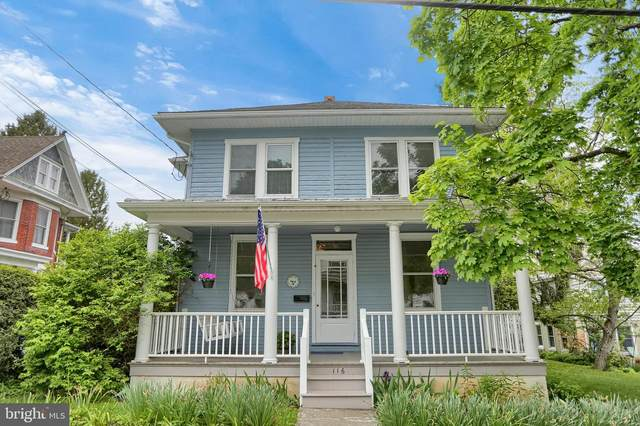 116 Gettysburg Street, DILLSBURG, PA 17019 (#PAYK158150) :: TeamPete Realty Services, Inc