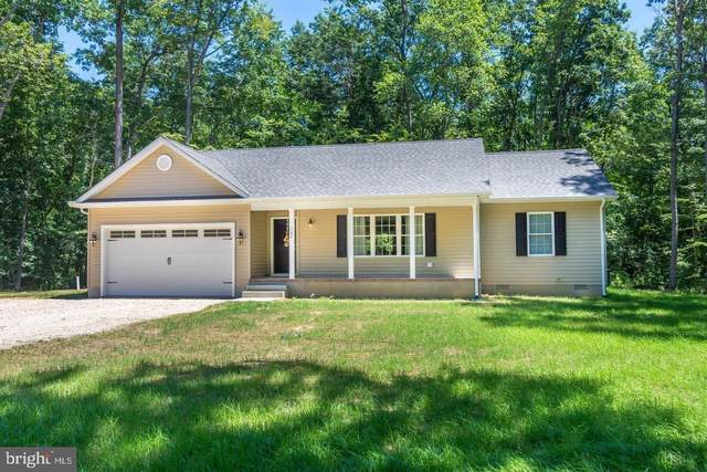 Newtown Village Rd, CORDOVA, MD 21625 (#MDTA141106) :: Keller Williams Realty Centre