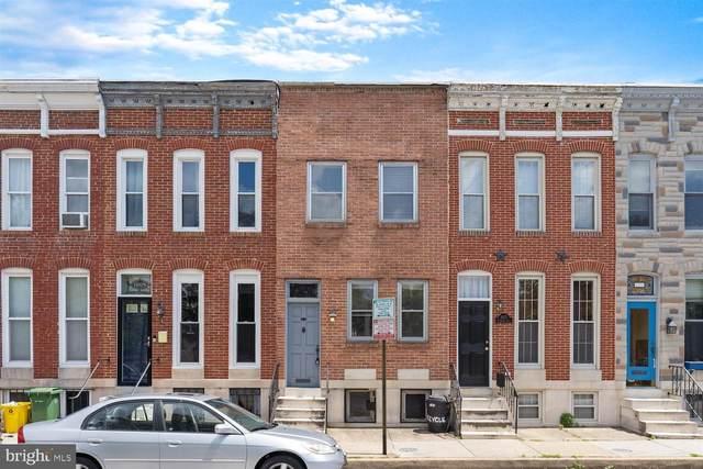 1011 Riverside Avenue, BALTIMORE, MD 21230 (#MDBA550416) :: New Home Team of Maryland