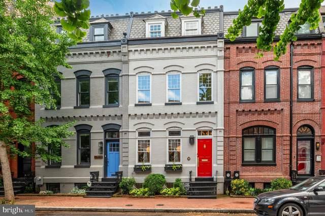 1528 Swann Street NW, WASHINGTON, DC 20009 (#DCDC521042) :: Ram Bala Associates | Keller Williams Realty
