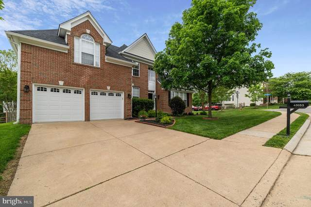 43053 Kingsport Drive, LEESBURG, VA 20176 (#VALO438142) :: Peter Knapp Realty Group