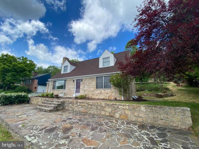 837 Windsor Road, CUMBERLAND, MD 21502 (#MDAL136954) :: ExecuHome Realty