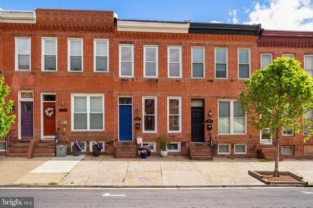 750 E Fort Avenue, BALTIMORE, MD 21230 (#MDBA550424) :: New Home Team of Maryland